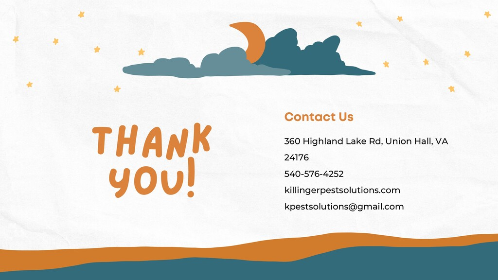 THANK YOU! Contact Us 360 Highland Lake Rd, Uni...