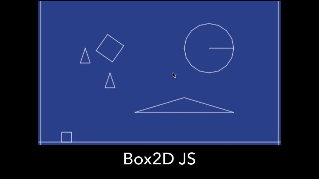 Box2D JS