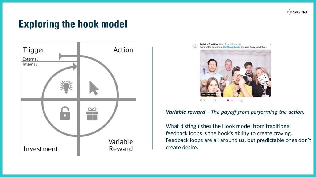 Exploring the hook model Variable reward – The ...