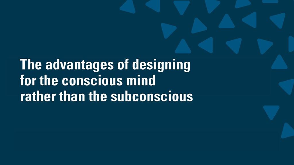 wearesigma.com @wearesigma The advantages of de...