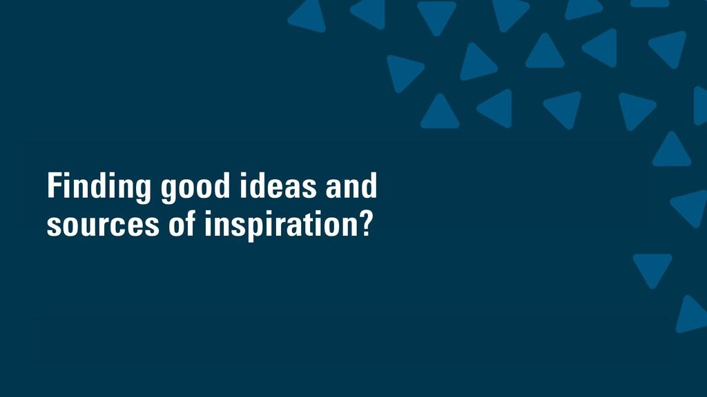 wearesigma.com @wearesigma Finding good ideas a...