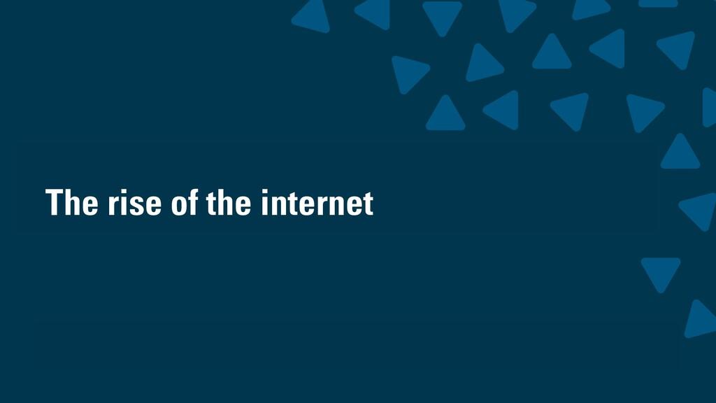 wearesigma.com @wearesigma The rise of the inte...