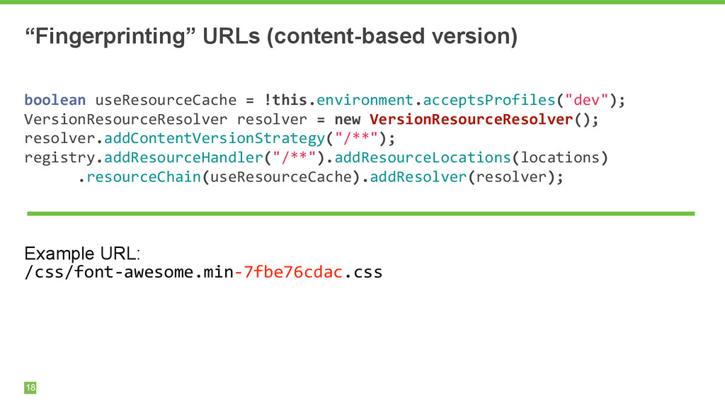 """Fingerprinting"" URLs (content-based version) 1..."