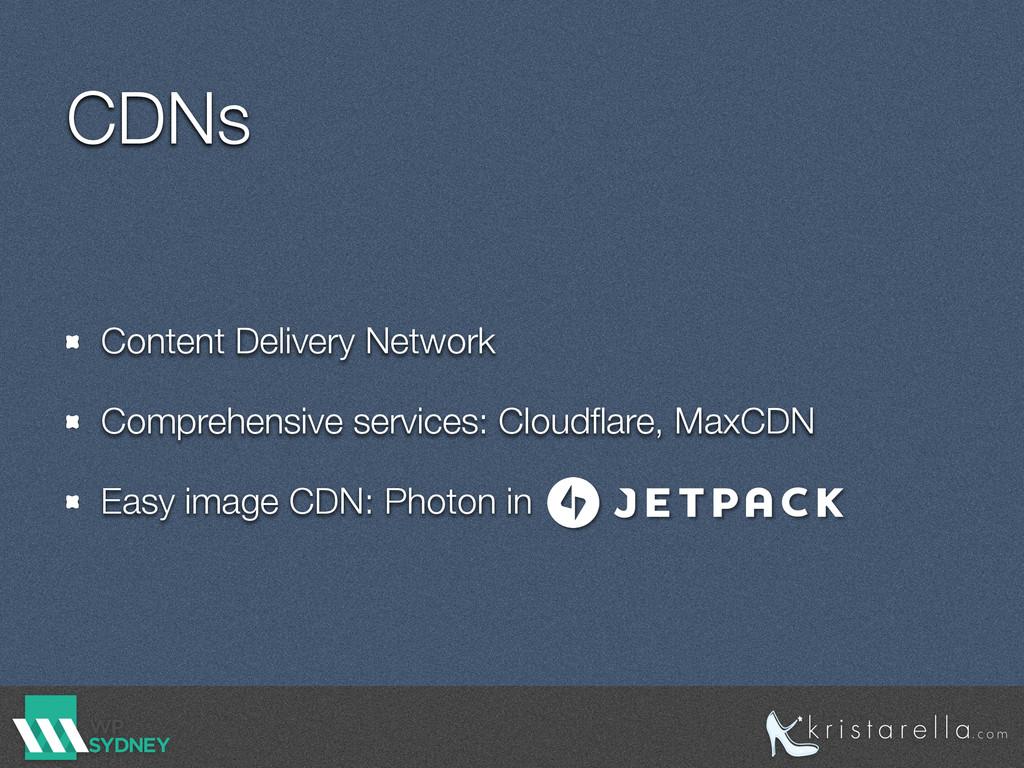 CDNs Content Delivery Network Comprehensive ser...