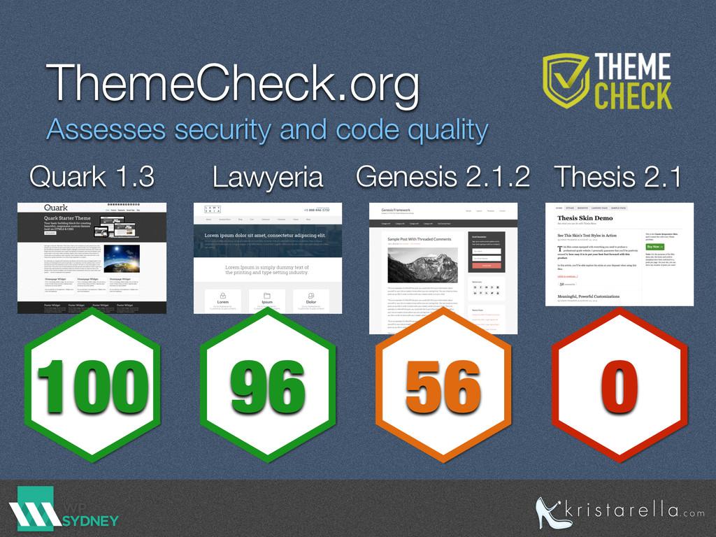 ThemeCheck.org Thesis 2.1 0 Genesis 2.1.2 56 La...