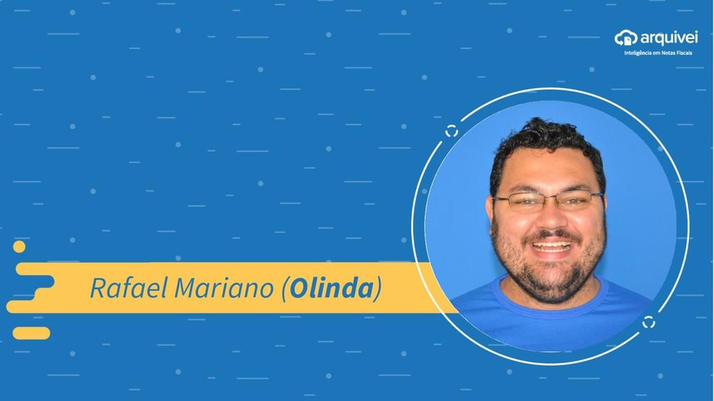 Rafael Mariano (Olinda)