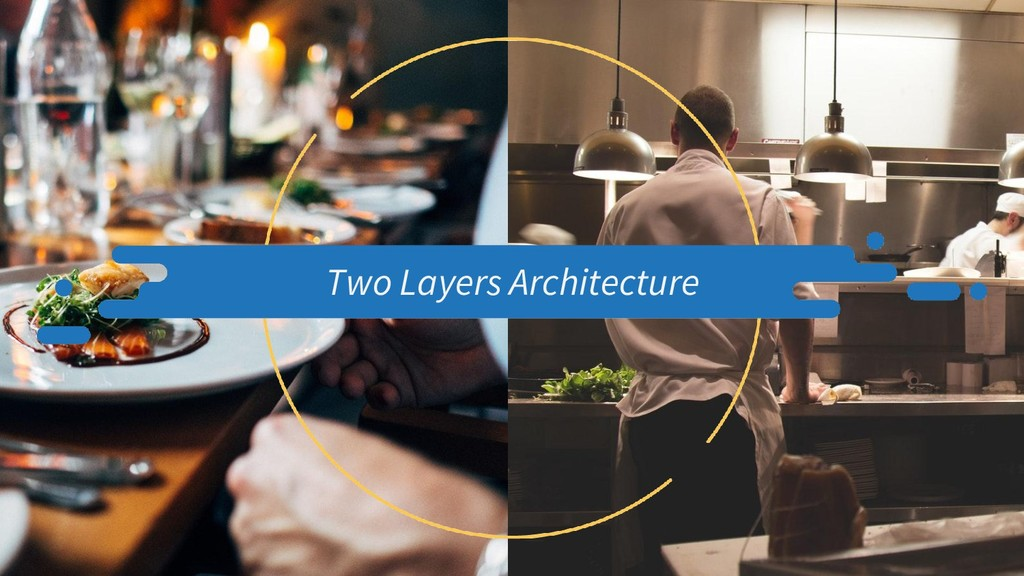 Two Layers Architecture