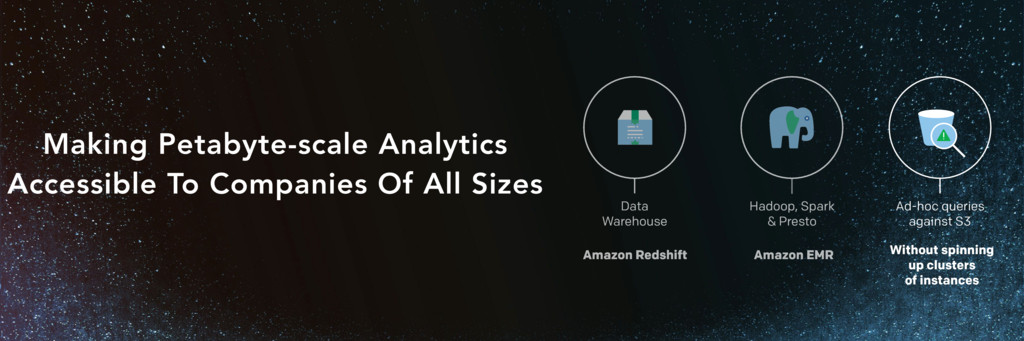 Making Petabyte-scale Analytics Accessible To C...