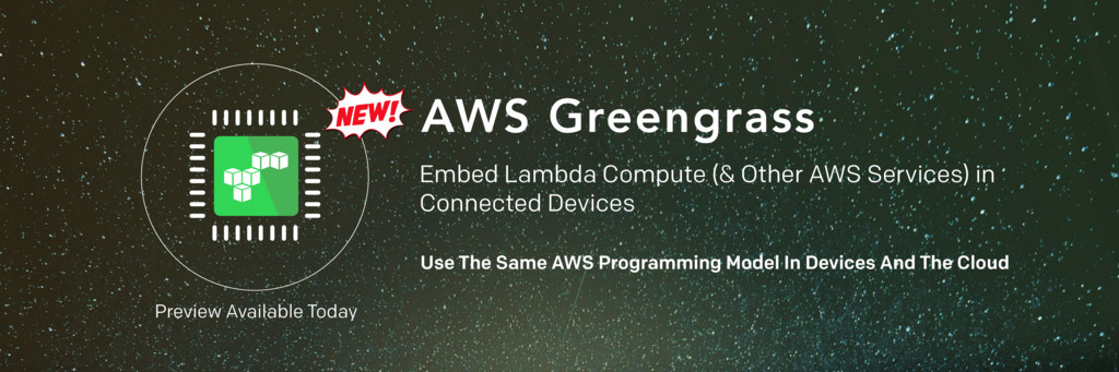 AWS Greengrass Embed Lambda Compute (& Other AW...