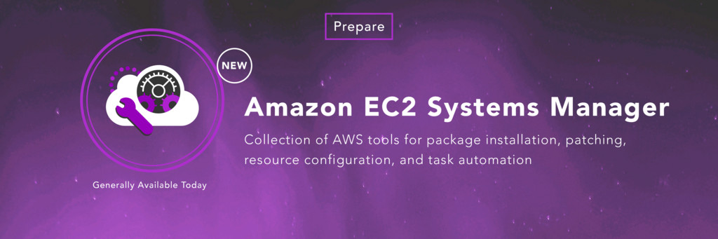 Amazon EC2 Systems Manager Collection of AWS to...