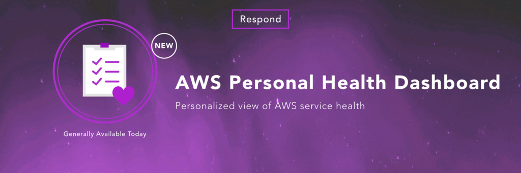 AWS Personal Health Dashboard NEW Respond Perso...