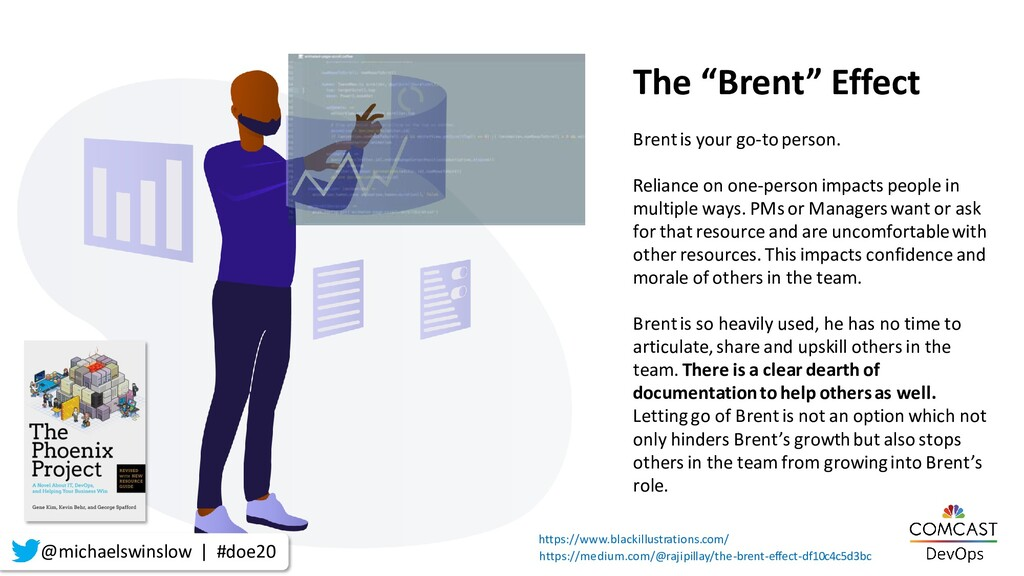 """The """"Brent"""" Effect Brent is your go-to person. ..."""