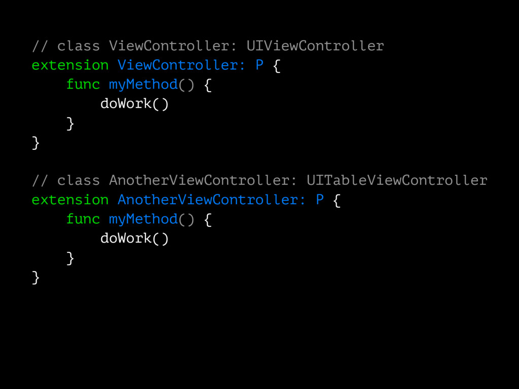 // class ViewController: UIViewController exten...