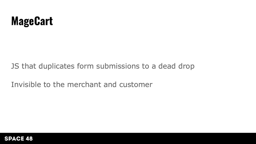 JS that duplicates form submissions to a dead d...