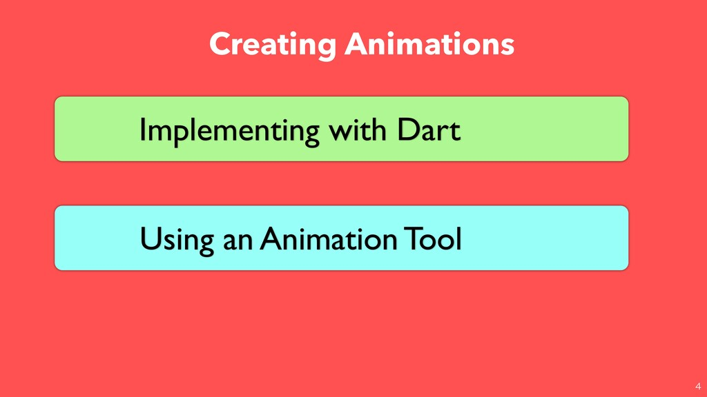 Creating Animations Implementing with Dart Usin...