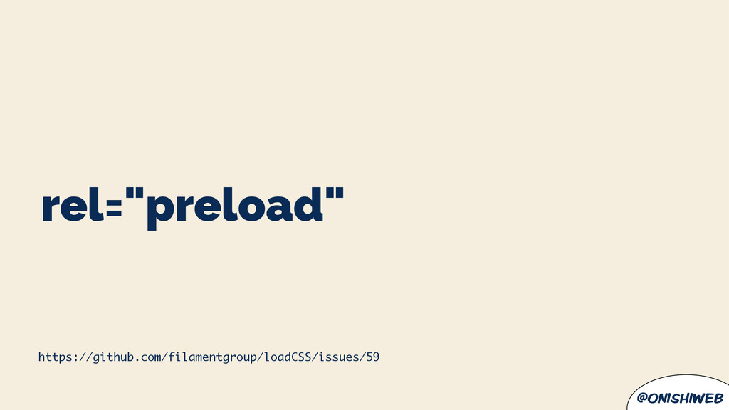 "@onishiweb rel=""preload"" https://github.com/fil..."