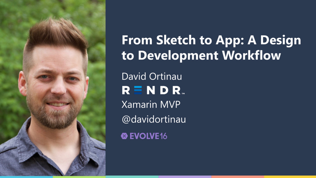 From Sketch to App: A Design to Development Wor...