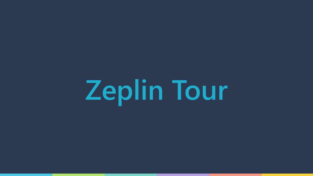 Zeplin Tour