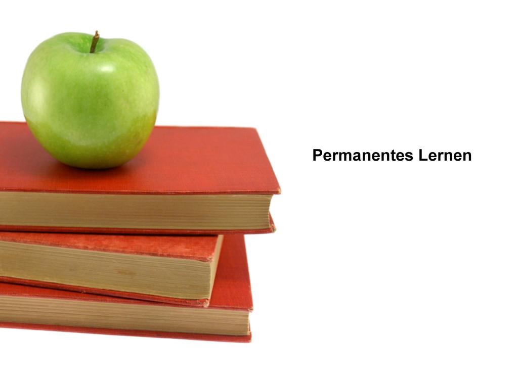 Permanentes Lernen