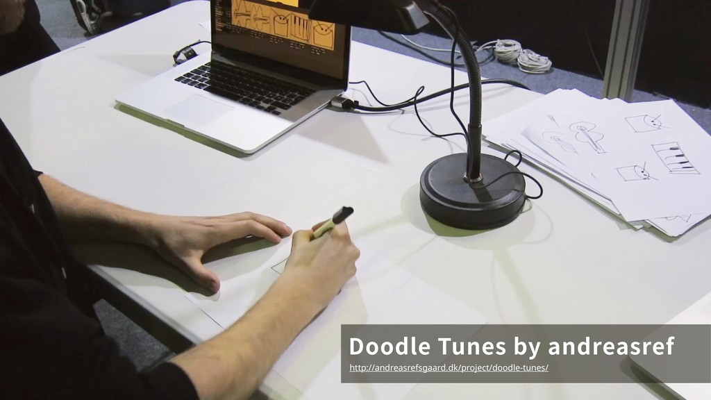 Doodle Tunes by andreasref http://andreasrefsga...