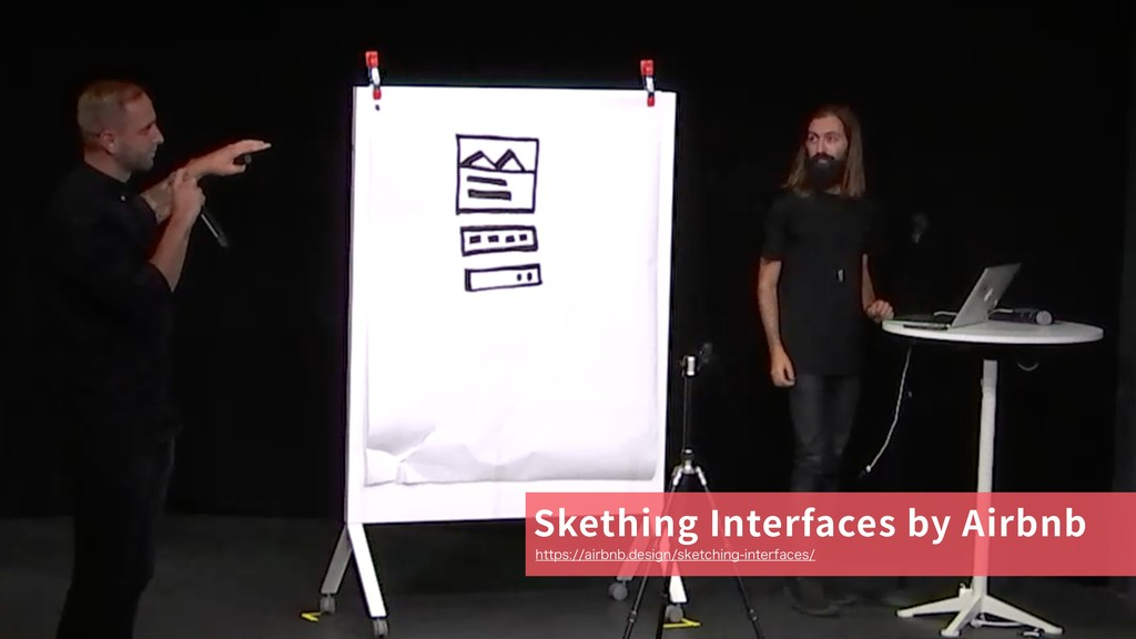 Skething Interfaces by Airbnb IUUQTBJSCOCEF...