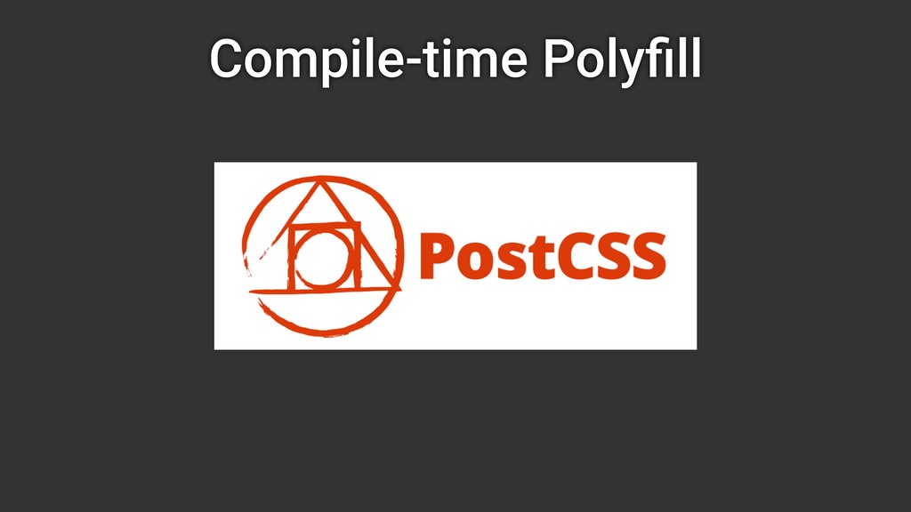 Compile-time Polyfill