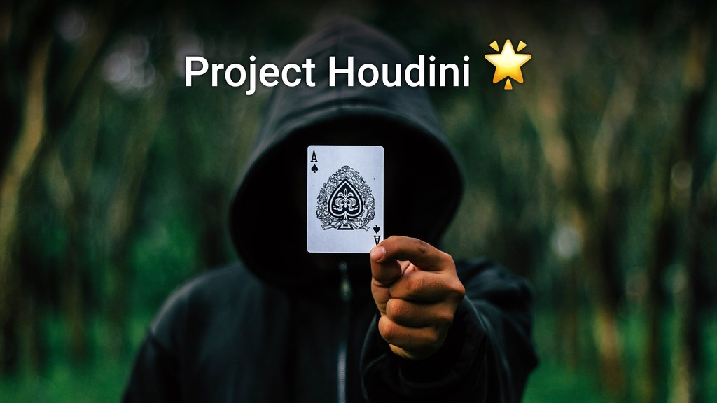Project Houdini