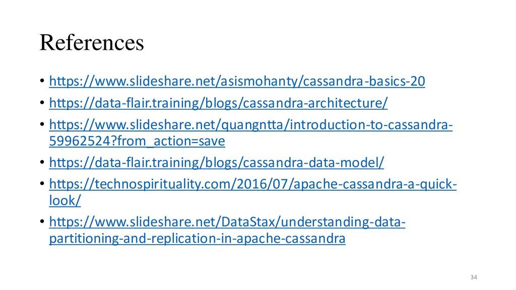 References • https://www.slideshare.net/asismoh...