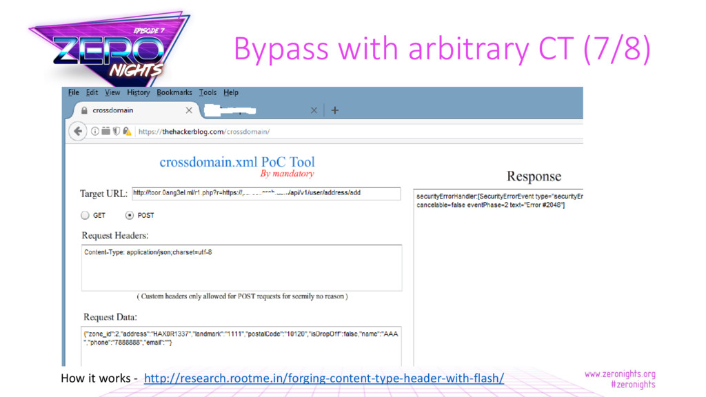 Bypass with arbitrary CT (7/8) How it works - h...