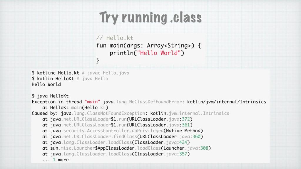 // Hello.kt fun main(args: Array<String>) { pri...