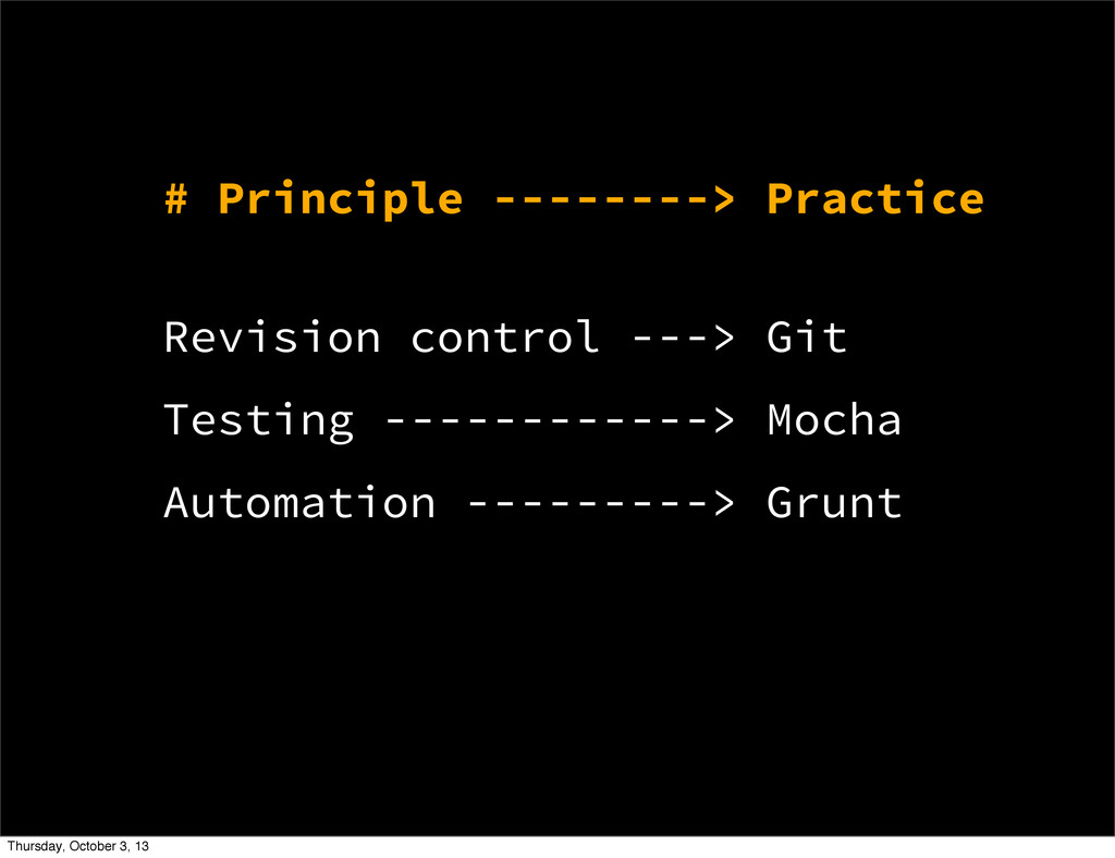 Revision control ---> Git Testing ------------>...