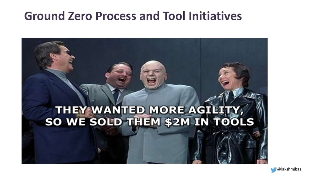 Ground Zero Process and Tool Initiatives @laksh...