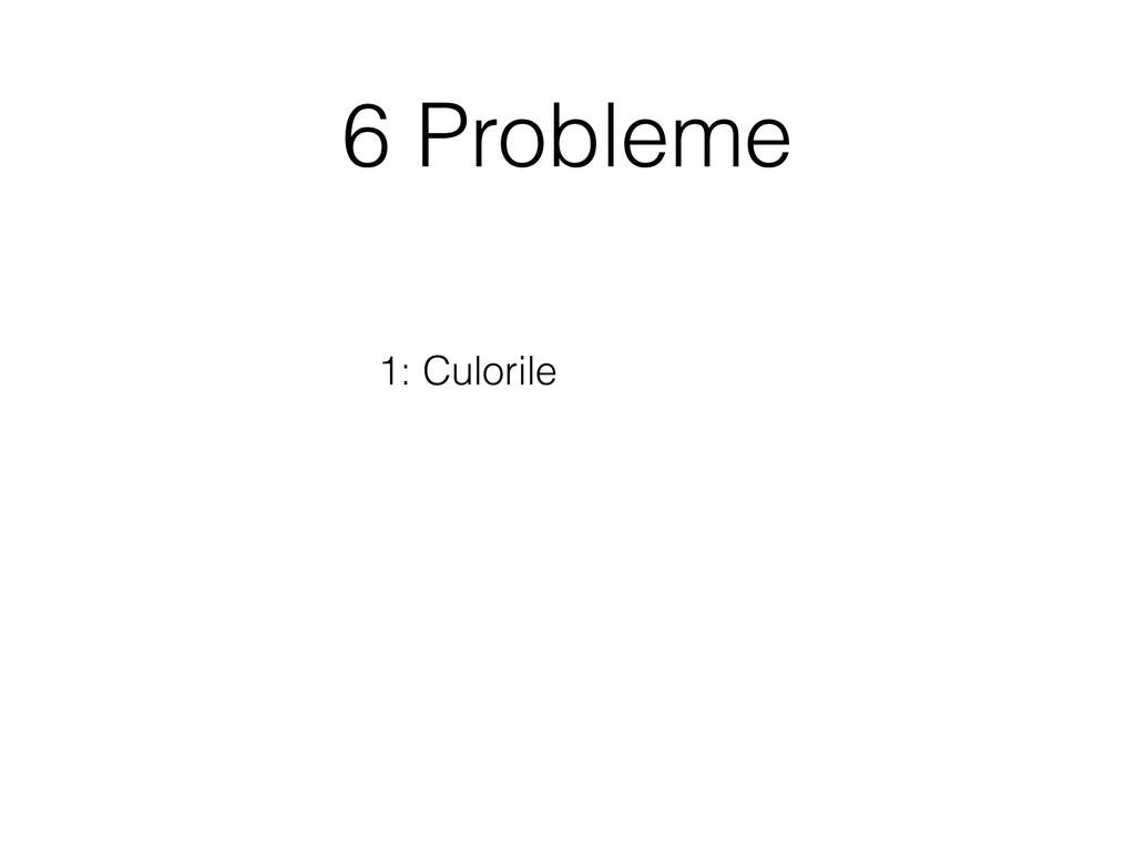 6 Probleme 1: Culorile