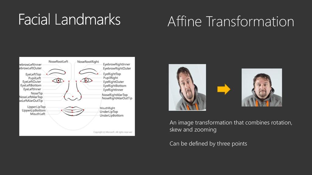 Affine Transformation An image transformation t...