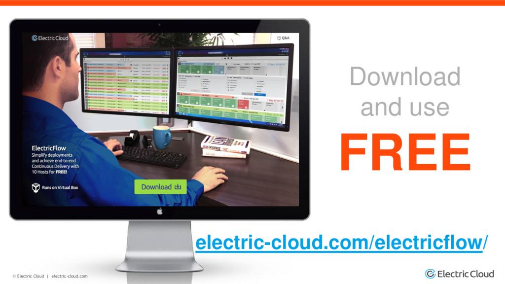 © Electric Cloud | electric-cloud.com Download ...