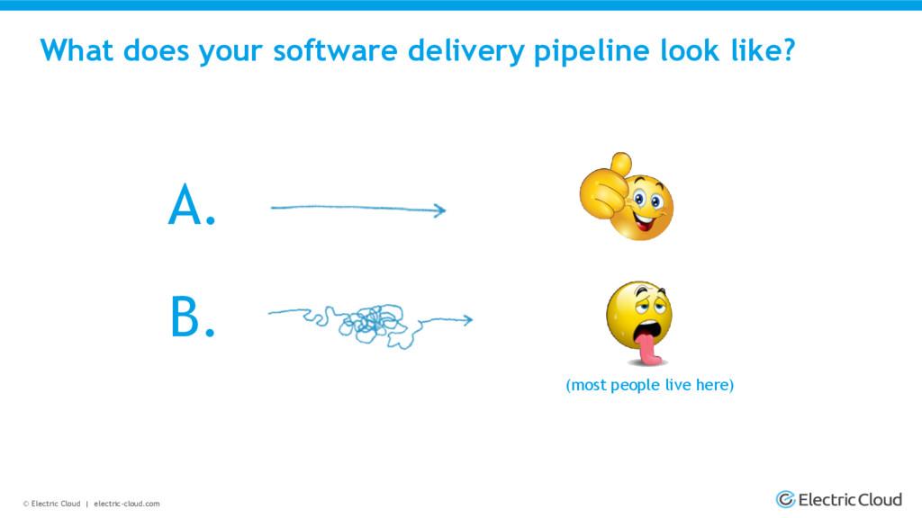 © Electric Cloud | electric-cloud.com What does...