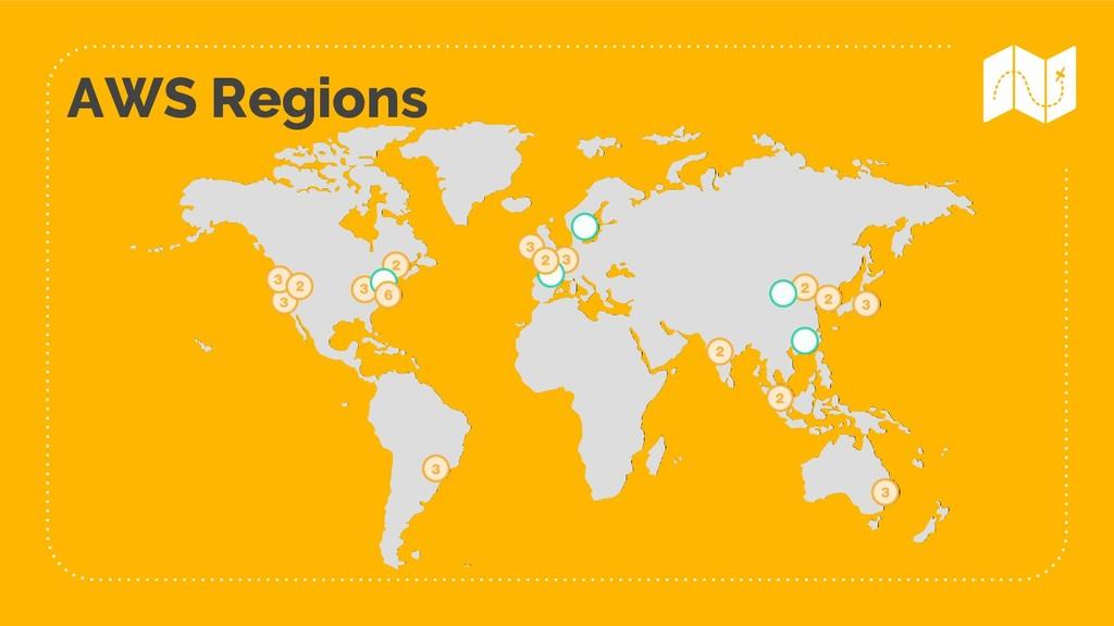 AWS Regions 9