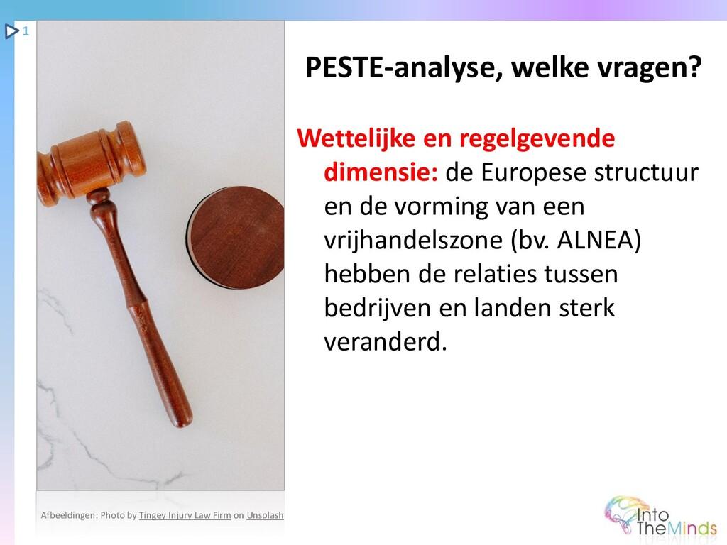 Wettelijke en regelgevende dimensie: de Europes...