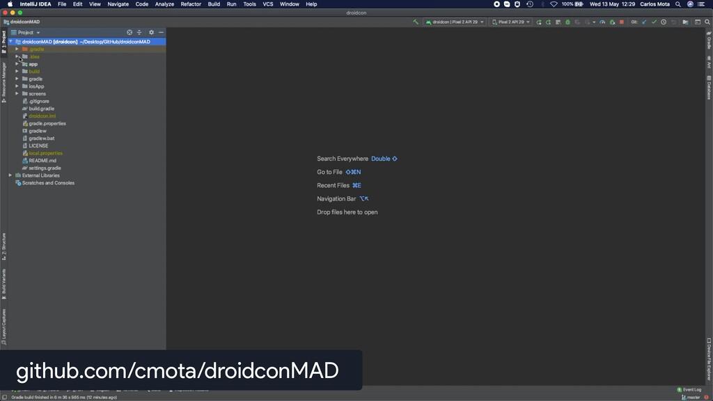 github.com/cmota/droidconMAD