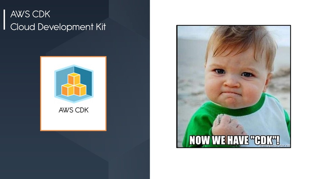 AWS CDK Cloud Development Kit AWS CDK