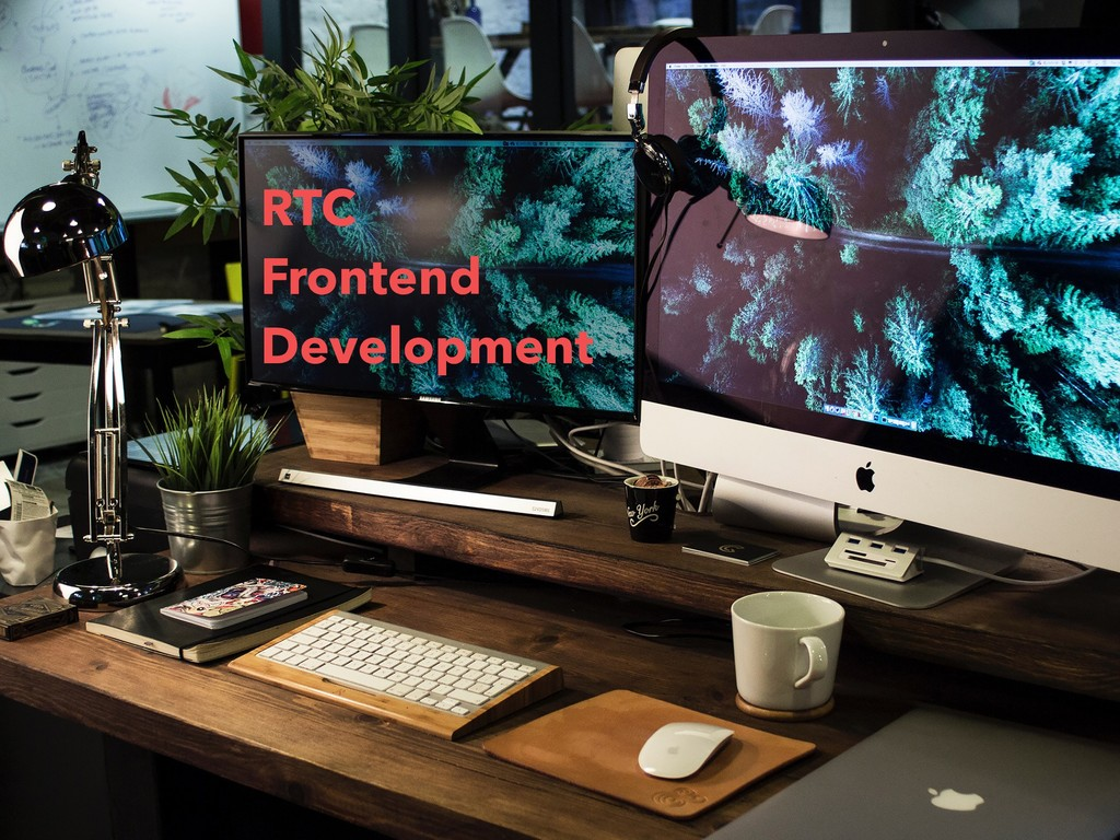 RTC Frontend Development