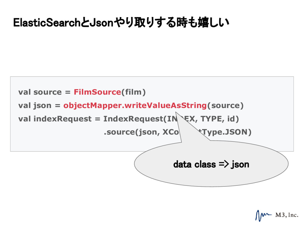 val source = FilmSource(film) val json = object...