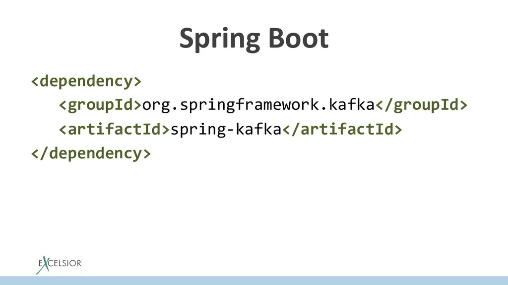 Spring Boot <dependency> <groupId>org.springfra...