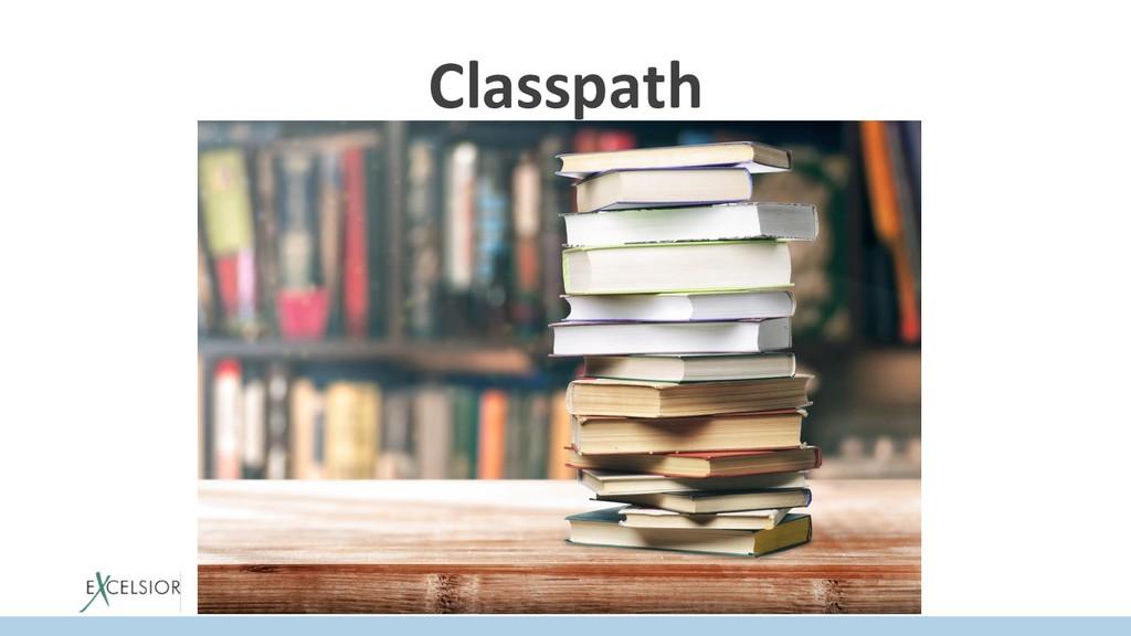 Classpath