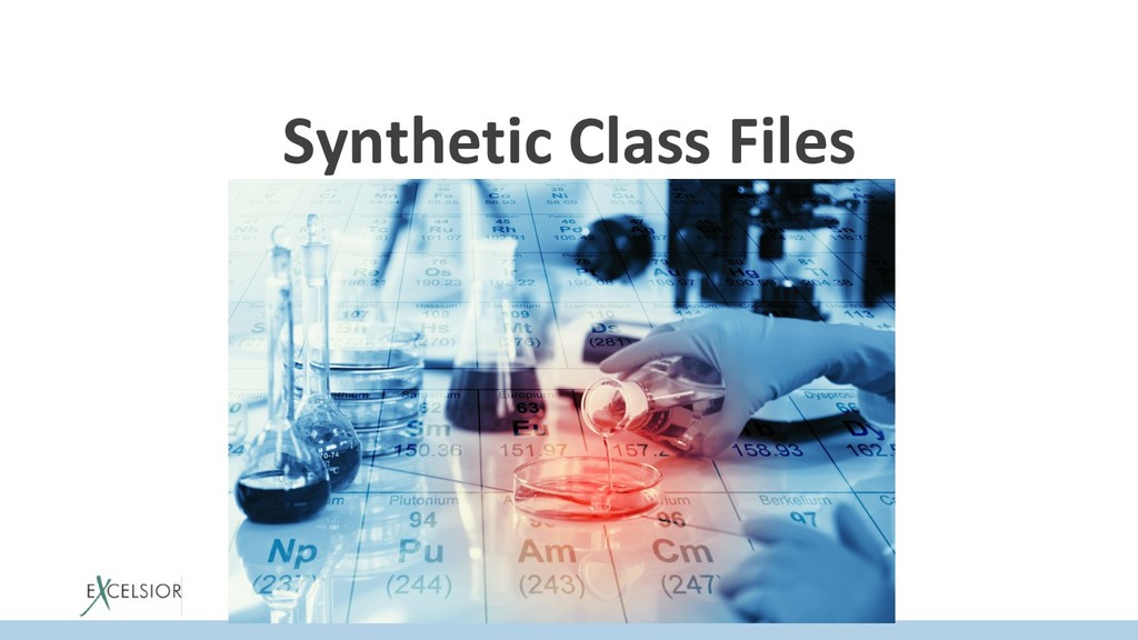 Synthetic Class Files