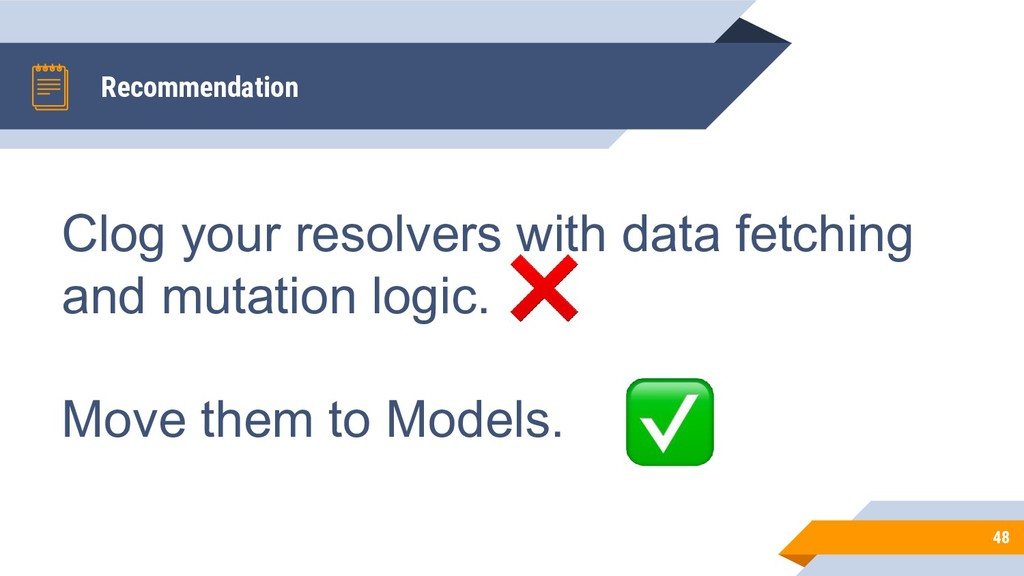 Recommendation 48 Clog your resolvers with data...