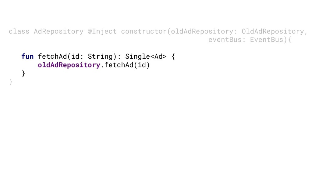 class AdRepository @Inject constructor(oldAdRep...