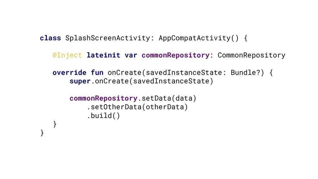 class SplashScreenActivity: AppCompatActivity()...