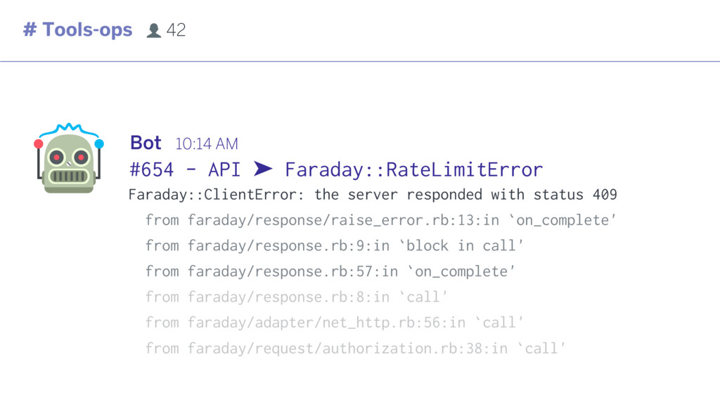 Faraday::ClientError: the server responded with...