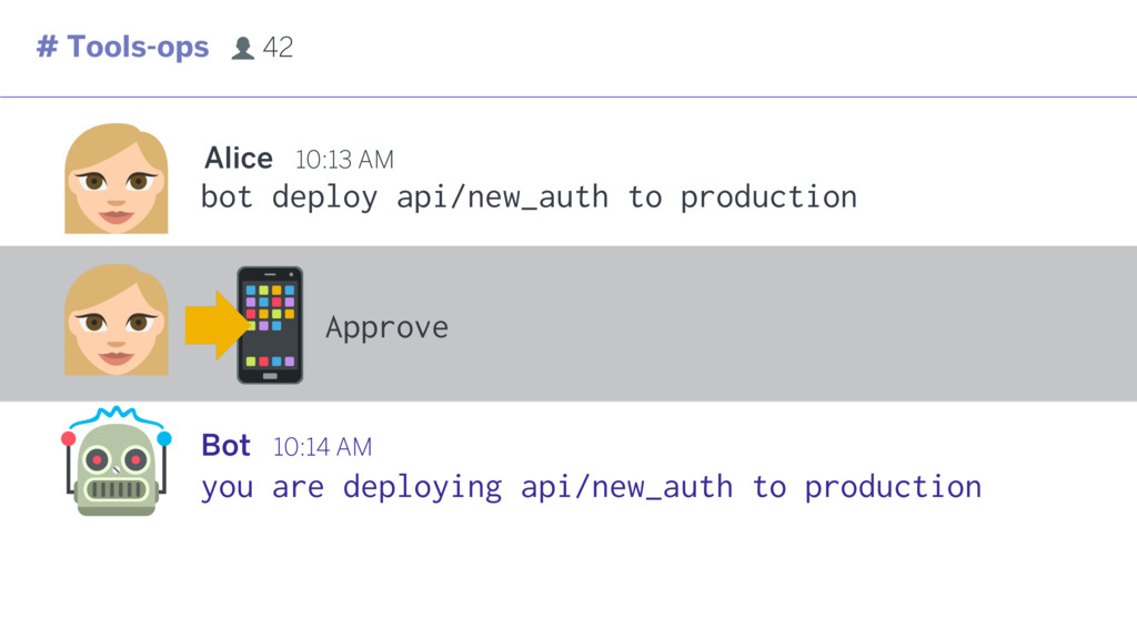 Alice 10:13 AM you are deploying api/new_auth t...